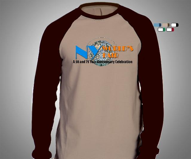 Men's Baseball Tee- Tab & Brown