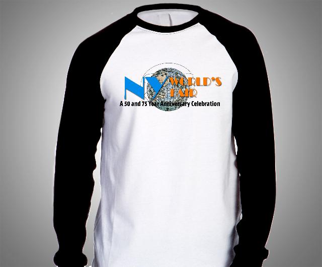 Men's Baseball Tee-Black