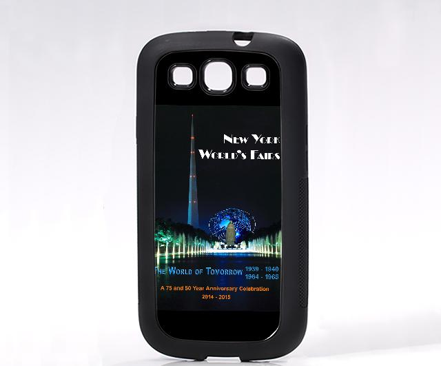 Black Galaxy SIII Case product image