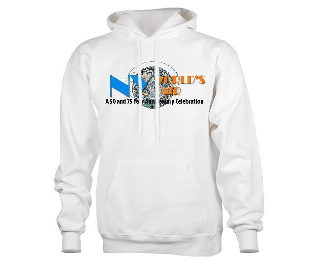 Canvas Hooded Sweatshirt - White product image