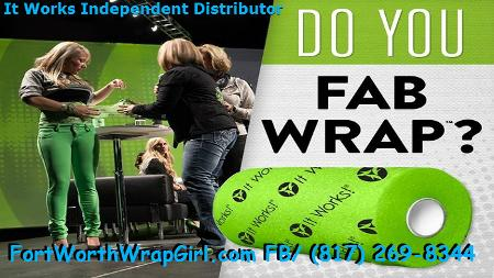 Fort Worth Wrap Girl - Look Younger - Live Longer poster image