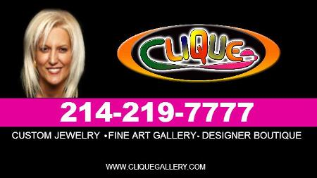 Clique Gallery Contemporary Art Designs poster image