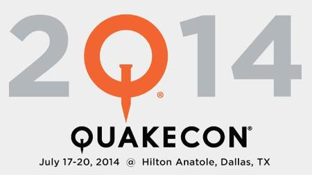 Quakecon poster image