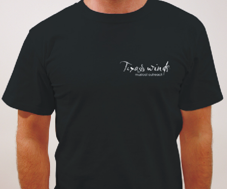 Men's Black T-Shirt product image