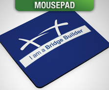 Mouse Pad Bridge Builder