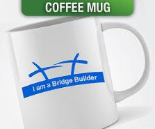Coffee Mug Bridge Builder product image