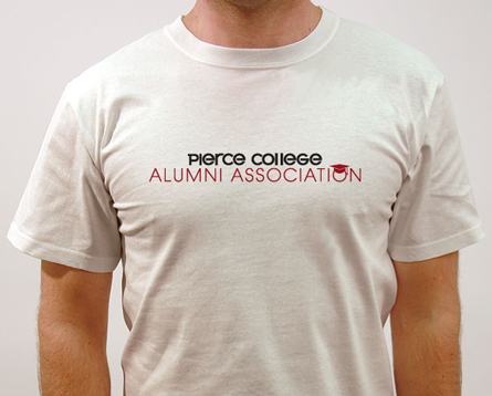 Pierce Alumni T-Shirt product image
