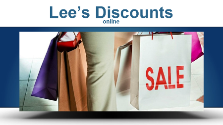 Lees Discounts poster image